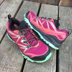 Women's MERRELL CAPRA BOLT Trail Hiking Shoes